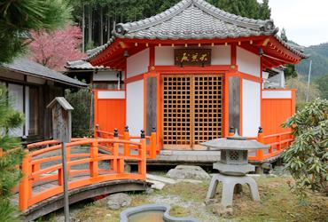 金花山宝泉寺の文化財
